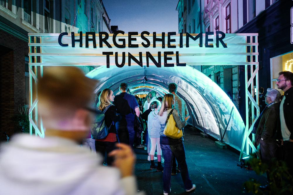 CHARGESHEIMER TUNNEL